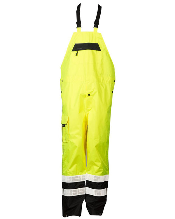 Premium Black Series Rainwear Bib-ML Kishigo-Pacific Brandwear