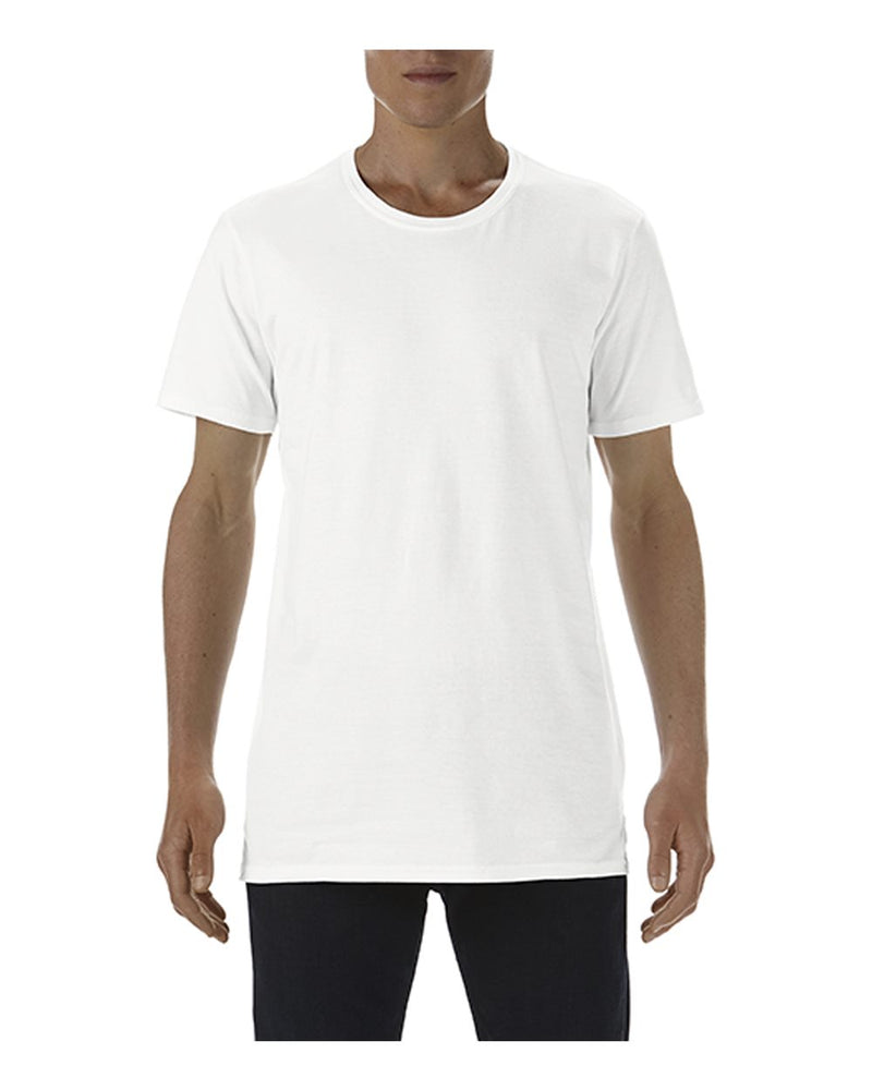 Lightweight Long & Lean T-Shirt-Anvil-Pacific Brandwear