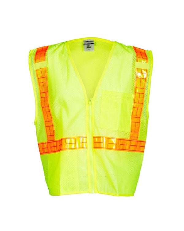 Oralite All Mesh Vest-ML Kishigo-Pacific Brandwear