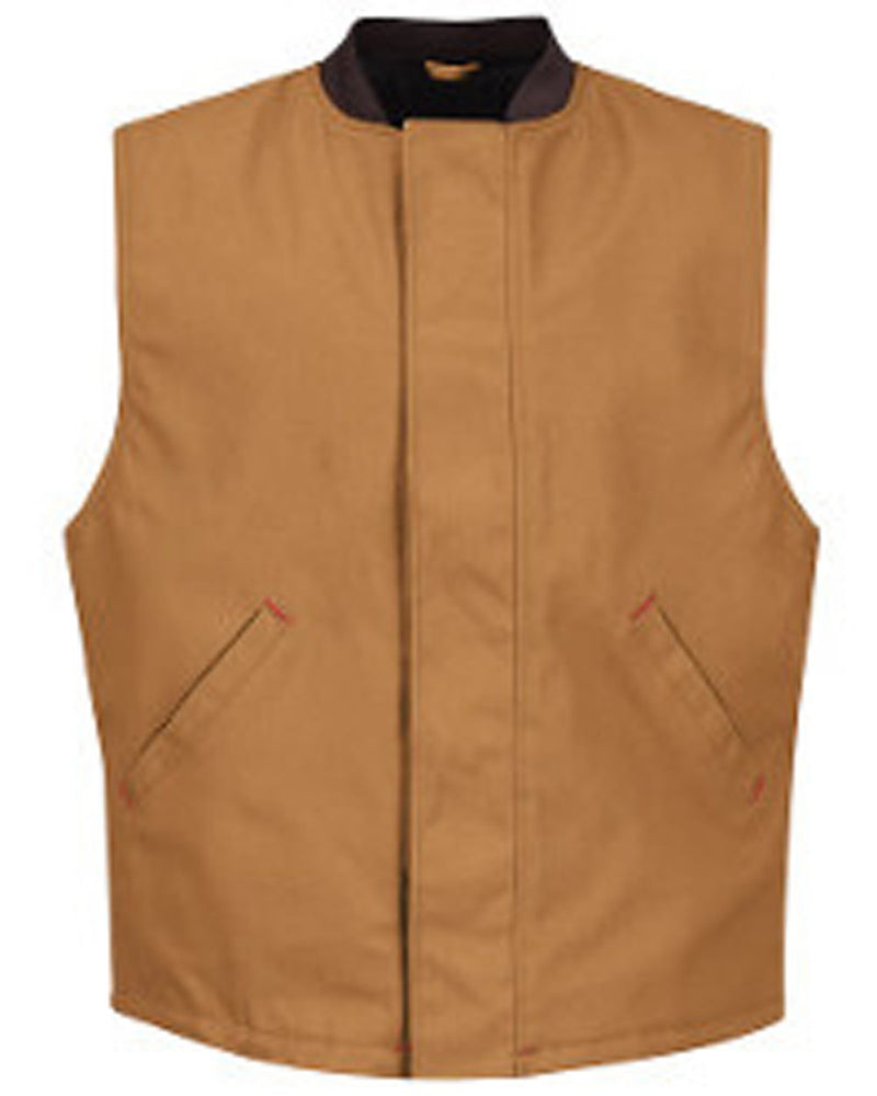 Blended Duck Insulated Vest-Red Kap-Pacific Brandwear