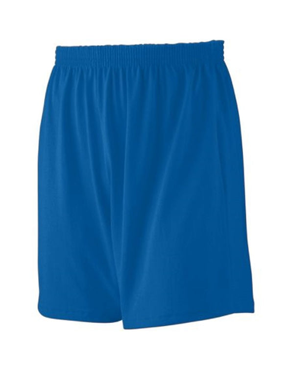 Youth Jersey Knit Shorts-Augusta Sportswear-Pacific Brandwear