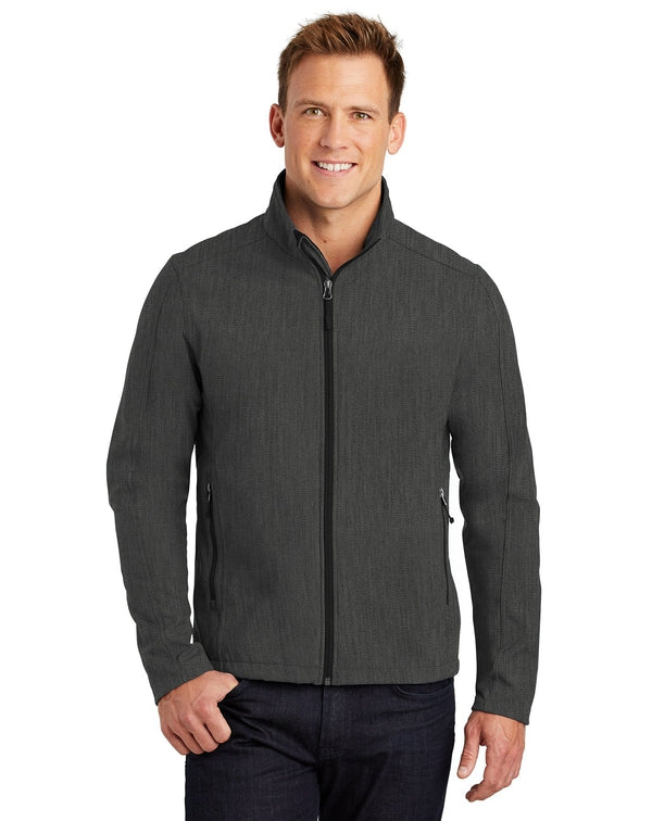 Port Authority® Core Soft Shell Jacket-Port Authority-Pacific Brandwear