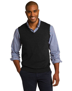 Port Authority® Sweater Vest-Port Authority-Pacific Brandwear
