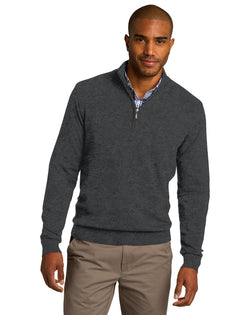 Port Authority® 1/2-Zip Sweater-Port Authority-Pacific Brandwear