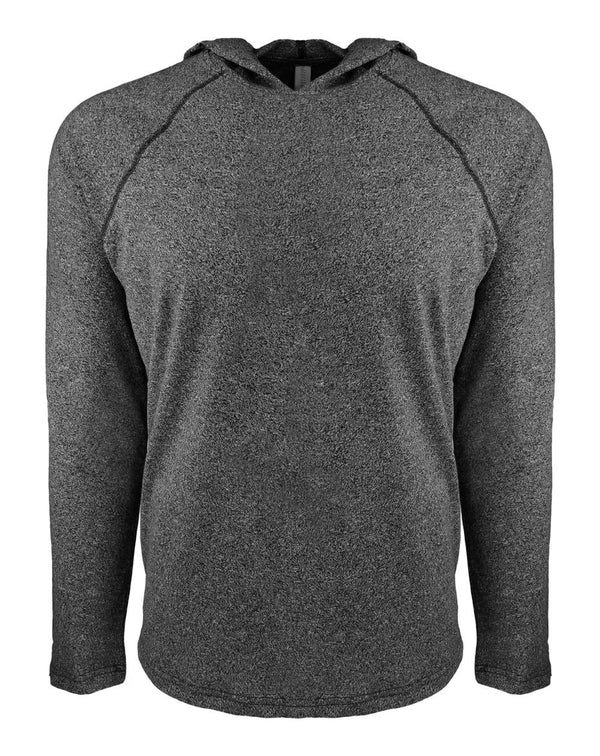 Unisex Mock Twist Raglan Hoodie-Next Level-Pacific Brandwear