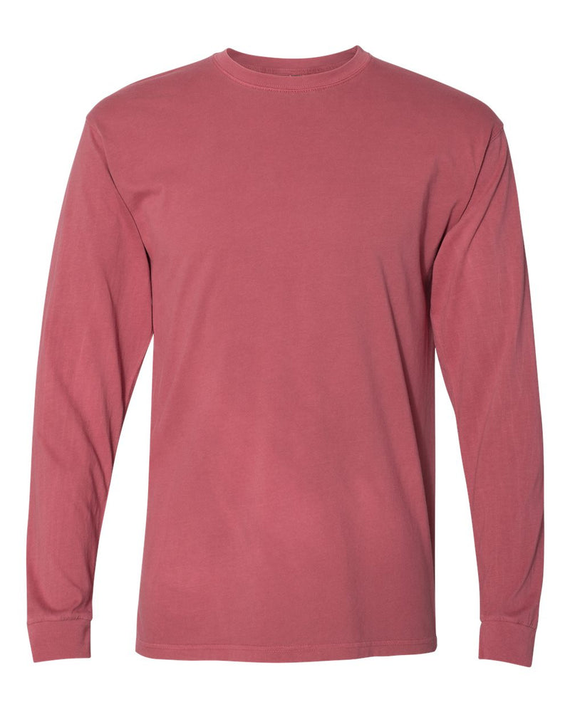 Inspired Dye Long sleeve Crew-Next Level-Pacific Brandwear