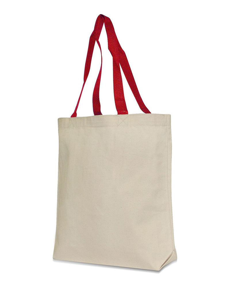 Jennifer Cotton Canvas Tote-Liberty Bags-Pacific Brandwear