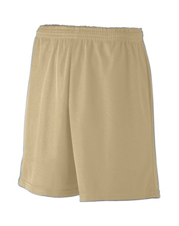 Mini Mesh League Shorts-Augusta Sportswear-Pacific Brandwear
