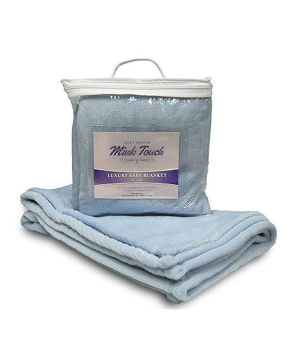 Mink Touch Luxury Baby Blanket-Alpine Fleece-Pacific Brandwear