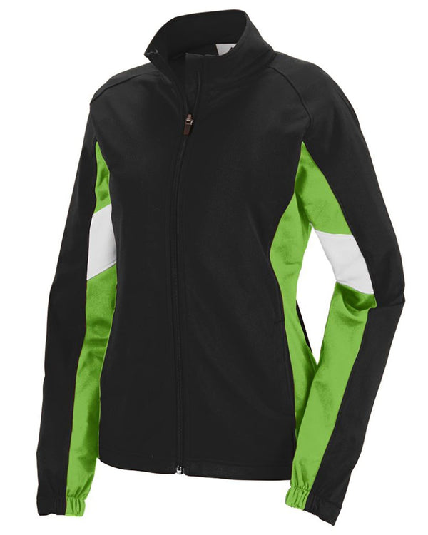 Women's Tour De Force Jacket-Augusta Sportswear-Pacific Brandwear