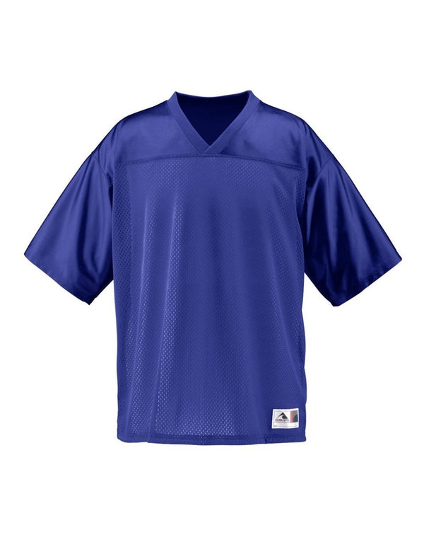 Stadium Replica Football T-Shirt-Augusta Sportswear-Pacific Brandwear