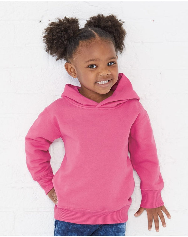 Toddler Pullover Fleece Hoodie-Rabbit Skins-Pacific Brandwear