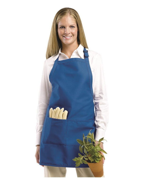 Full Width Apron with Pockets-Augusta Sportswear-Pacific Brandwear