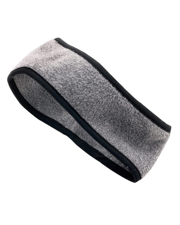 Chill Fleece Sport Headband-Augusta Sportswear-Pacific Brandwear