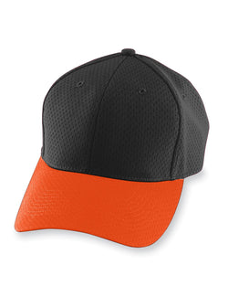 Athletic Mesh Cap-Adult-Augusta Sportswear-Pacific Brandwear