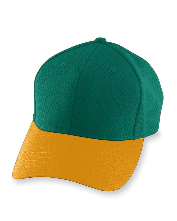 Youth Athletic Mesh Cap-Augusta Sportswear-Pacific Brandwear