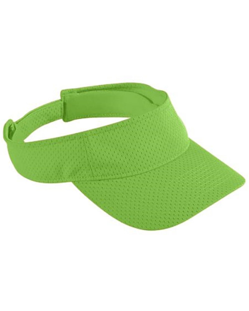 Youth Athletic Mesh Visor-Augusta Sportswear-Pacific Brandwear