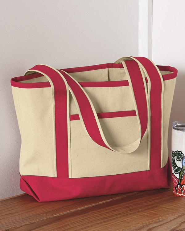 20L Small Deluxe Tote-Q-Tees-Pacific Brandwear