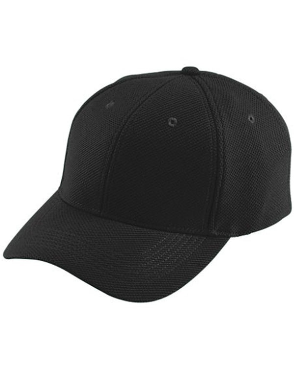 Adjustable Wicking Mesh Cap-Augusta Sportswear-Pacific Brandwear