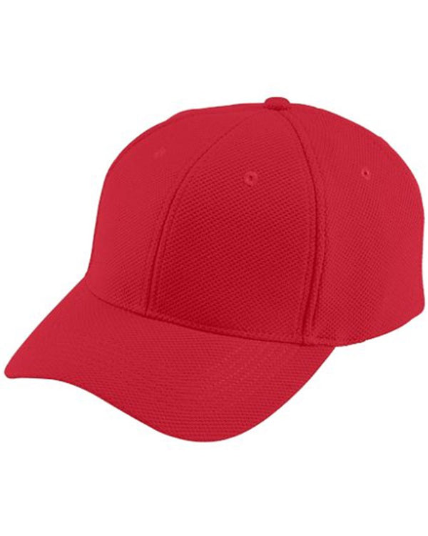 Youth Adjustable Wicking Mesh Cap-Augusta Sportswear-Pacific Brandwear