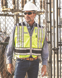 Security Vest-ML Kishigo-Pacific Brandwear