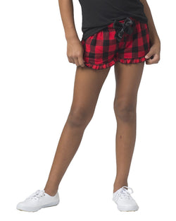 Girls' VIP Shorts-Boxercraft-Pacific Brandwear