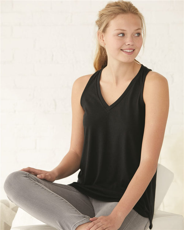 Women's At Ease Tank Top-Boxercraft-Pacific Brandwear