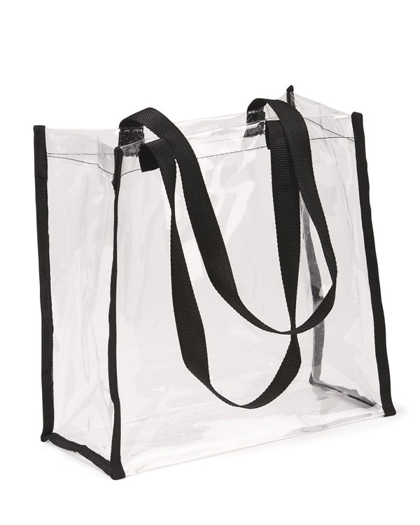Clear Value Tote-OAD-Pacific Brandwear