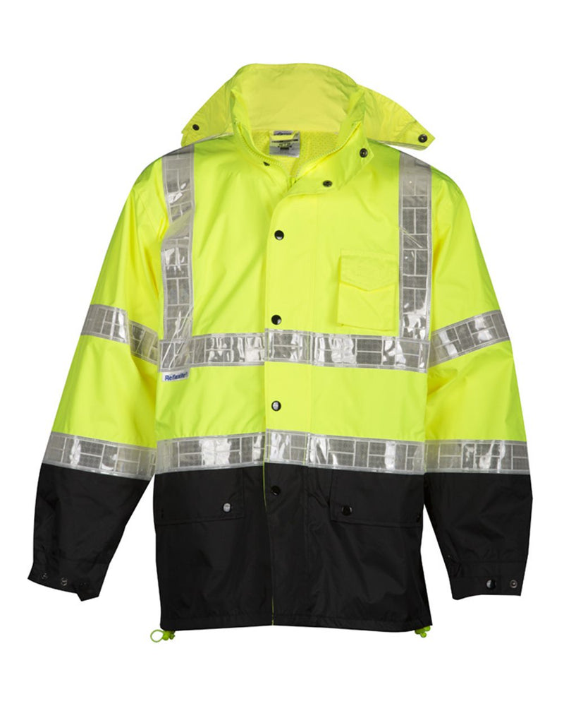 Storm Stopper Pro Rainwear Jacket-ML Kishigo-Pacific Brandwear
