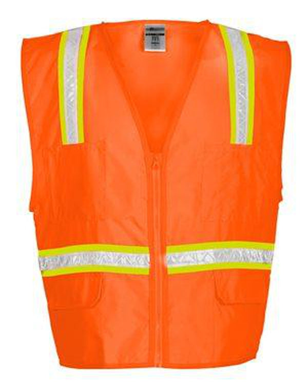 Multi-Pocket Surveyors Vest-ML Kishigo-Pacific Brandwear