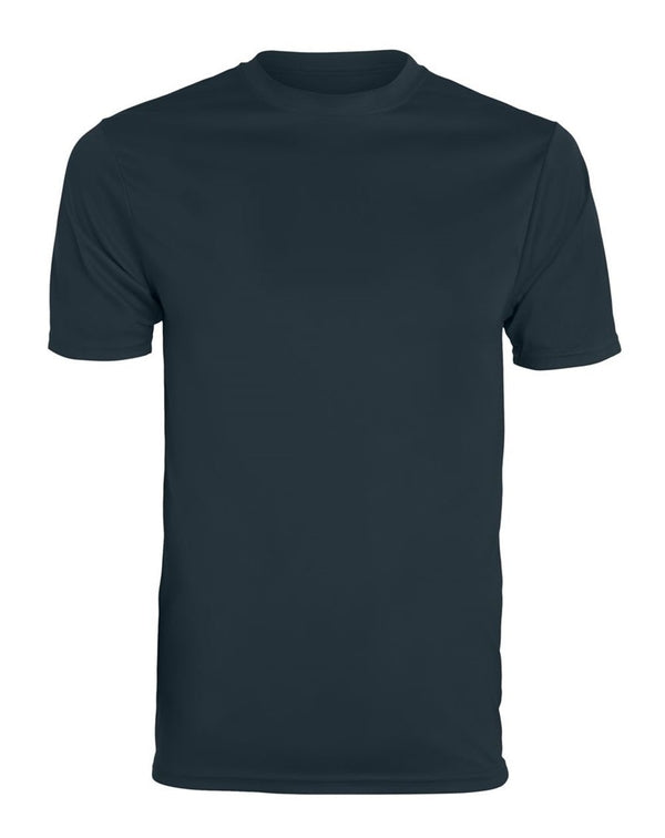 Youth Performance Wicking Short sleeve T-Shirt-Augusta Sportswear-Pacific Brandwear
