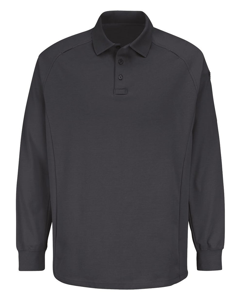 Long sleeve Special Ops Polo-Red Kap-Pacific Brandwear