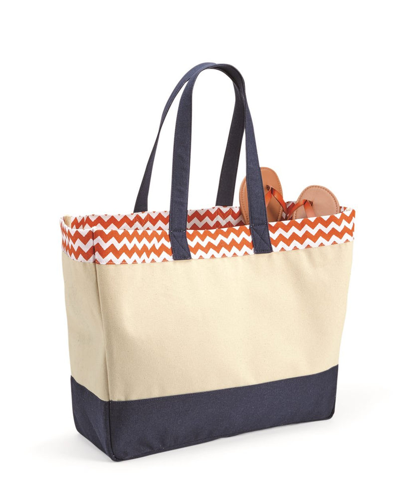29L Top Pattern Beach Tote-Brookson Bay-Pacific Brandwear