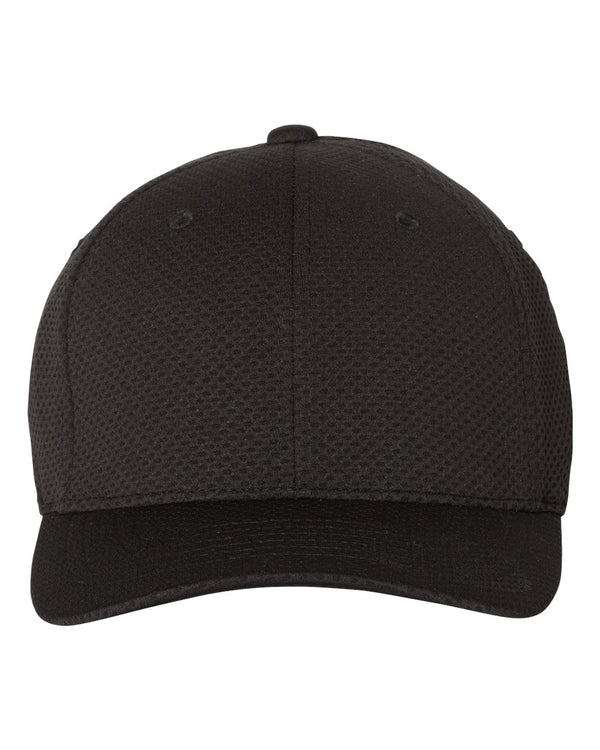 3D Hexagon Stretch Jersey Cap-Flexfit-Pacific Brandwear