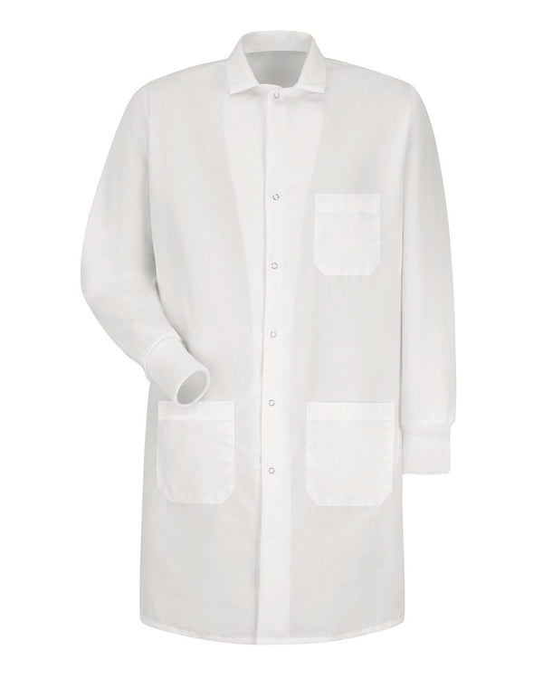 Unisex Specialized Cuffed Lab Coat-Red Kap-Pacific Brandwear