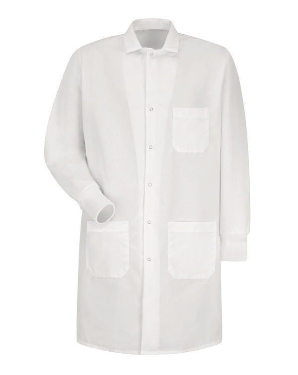 Red Kap Unisex Specialized Cuffed Lab Coat-Red Kap-Pacific Brandwear