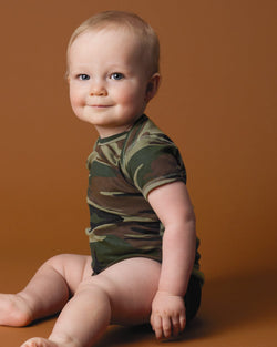 Infant Camouflage Creeper-Code Five-Pacific Brandwear