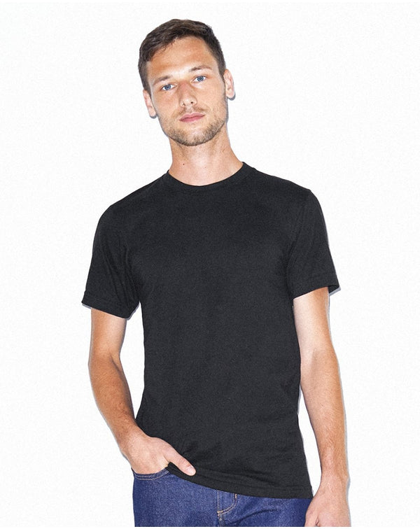 USA-Made Fine Jersey Tee-American Apparel-Pacific Brandwear