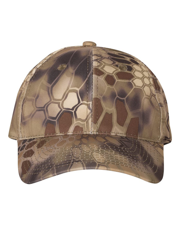 Platinum Series Performance Camo Cap-Outdoor Cap-Pacific Brandwear