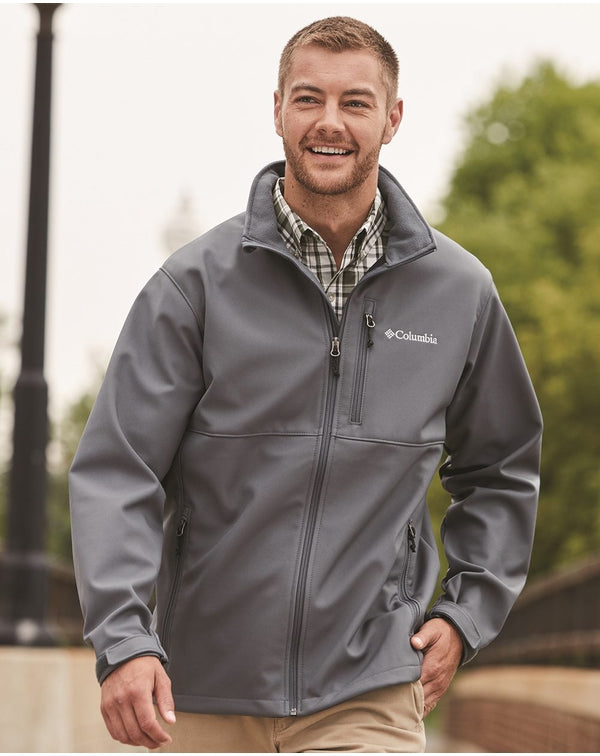 Ascender Softshell Jacket-Columbia-Pacific Brandwear