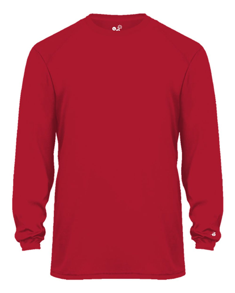 Ultimate SoftLock Youth Long sleeve T-Shirt-Badger-Pacific Brandwear