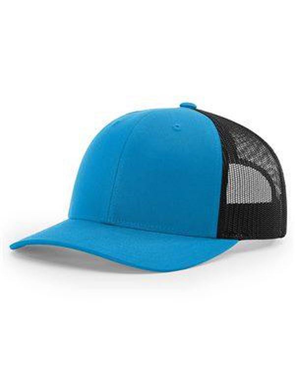 Low Pro Trucker Cap-Richardson-Pacific Brandwear