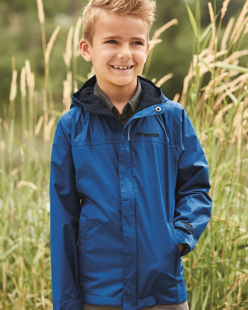 Youth Jacket-Columbia-Pacific Brandwear