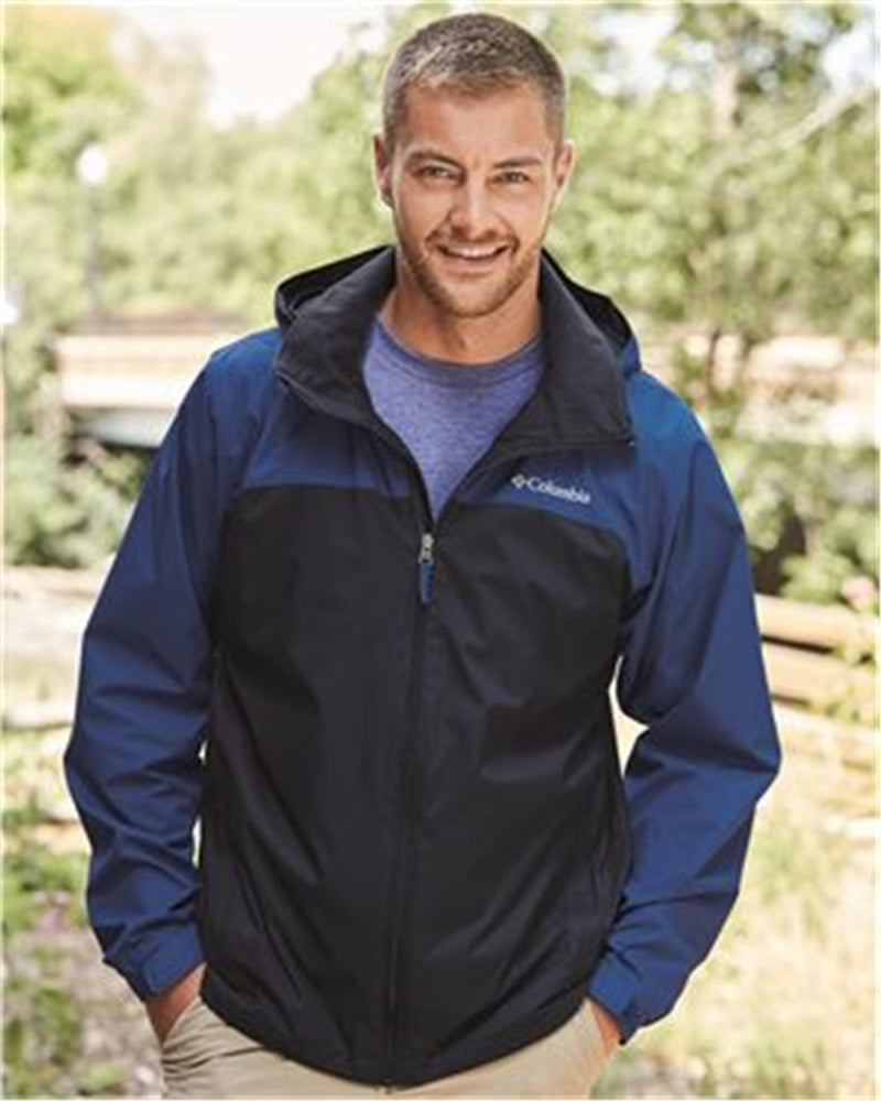 Glennaker Lake Lined Rain Jacket-Columbia-Pacific Brandwear