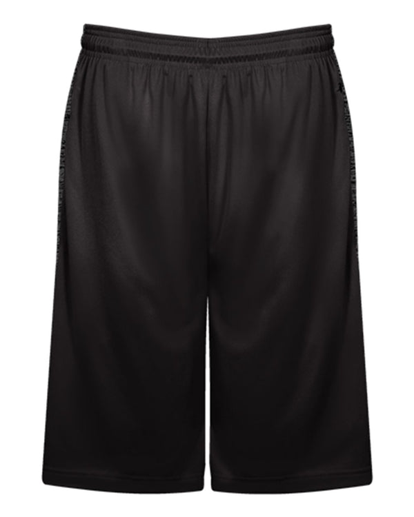 Tonal Blend Panel Shorts-Badger-Pacific Brandwear