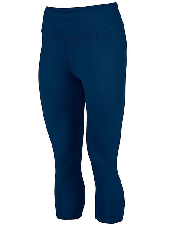 Women's Hyperform Compression Capri-Augusta Sportswear-Pacific Brandwear