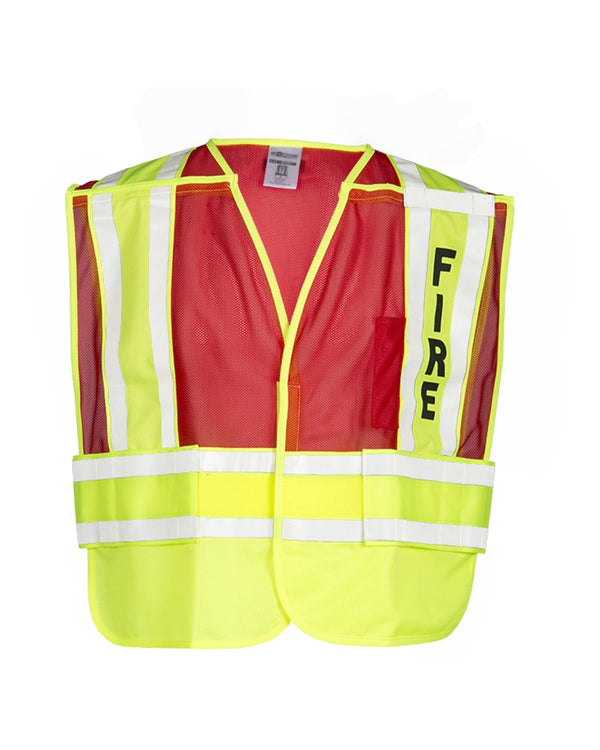 Fire Vest-ML Kishigo-Pacific Brandwear