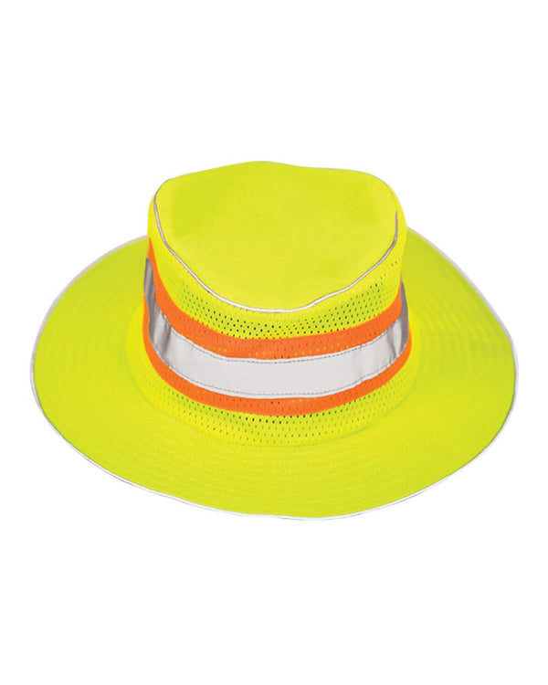 Full Brim Safari Hat-ML Kishigo-Pacific Brandwear