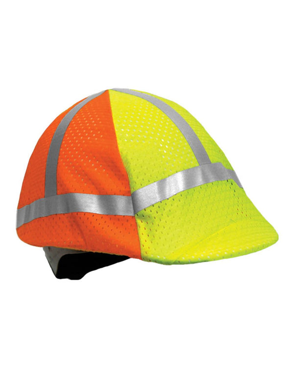 Two-Tone Hard Hat Cover-ML Kishigo-Pacific Brandwear