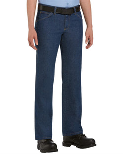 Women's Straight Fit Jeans-Red Kap-Pacific Brandwear